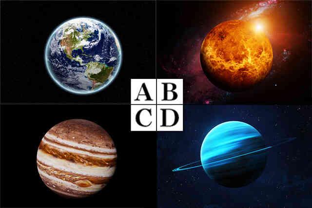 好きな惑星はどれ?